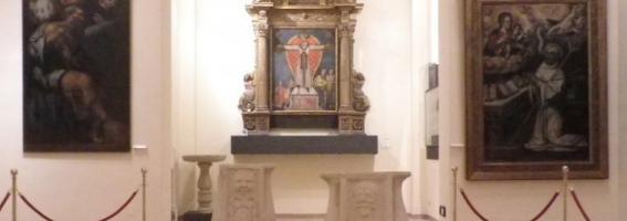 Visita anche il Museo Diocesano Ortona
