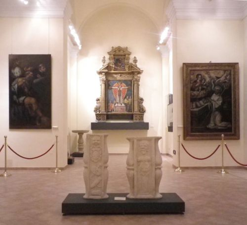Visit also the Diocesan Museum of Ortona